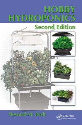 Hobby Hydroponics, Second Edition: 2nd Edition (Paperback) book cover
