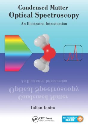 Condensed Matter Optical Spectroscopy: An Illustrated Introduction book cover