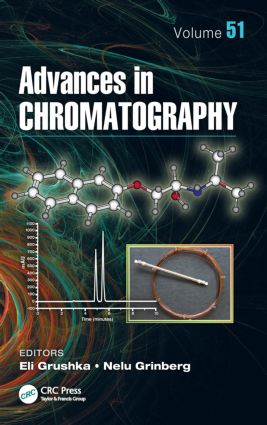 Advances in Chromatography, Volume 51: 1st Edition (Paperback) book cover
