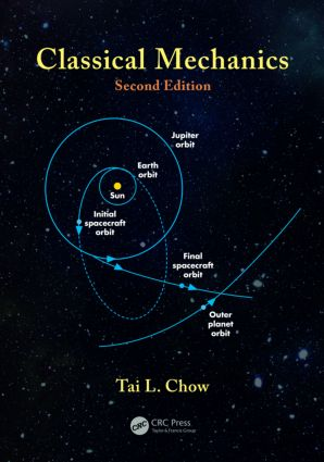 Classical Mechanics: 2nd Edition (Hardback) book cover
