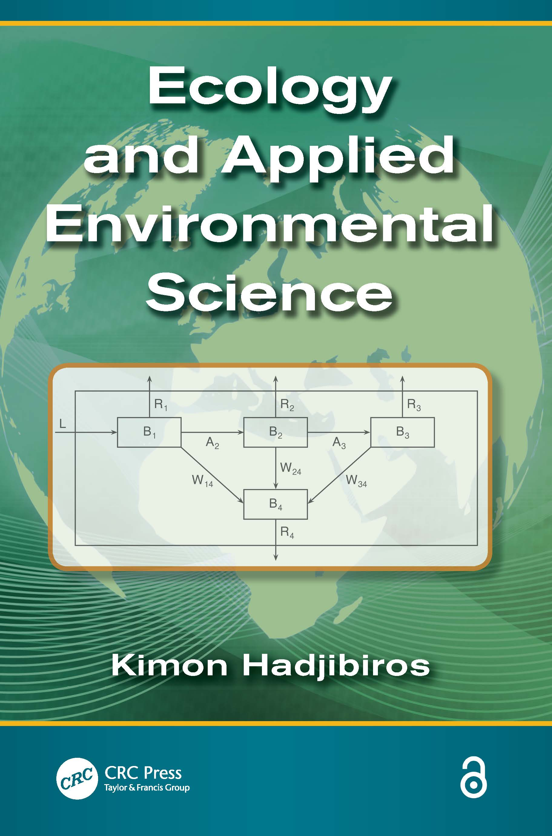 Ecology and Applied Environmental Science: 1st Edition (Hardback) book cover