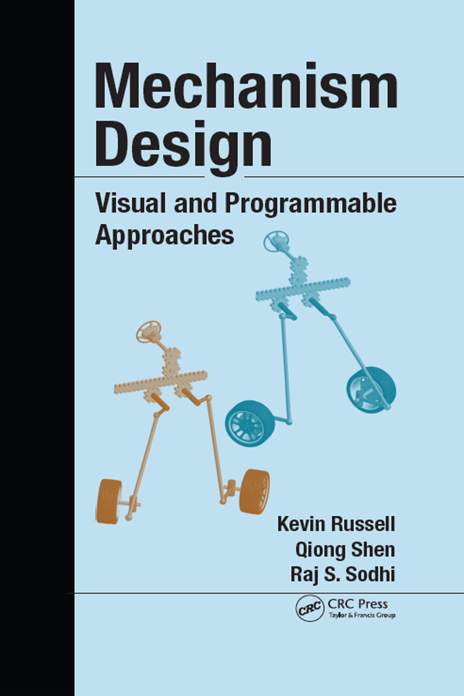 Mechanism Design: Visual and Programmable Approaches, 1st Edition (Hardback) book cover