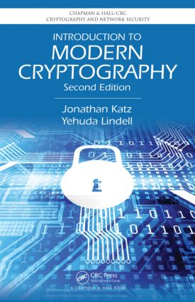 Introduction to Modern Cryptography, Second Edition book cover