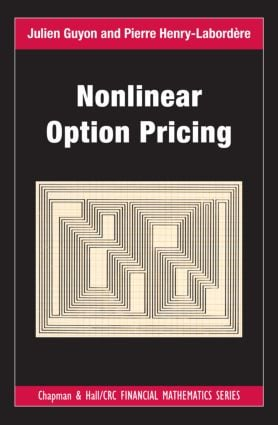 Nonlinear Option Pricing book cover