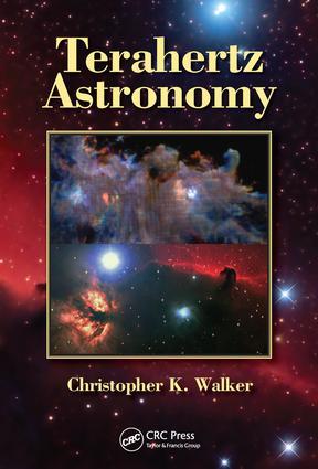 Terahertz Astronomy book cover