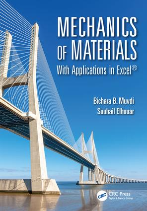 Mechanics of Materials: With Applications in Excel, 1st Edition (Hardback) book cover