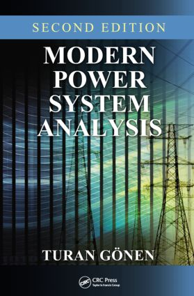 Modern Power System Analysis: 2nd Edition (Hardback) book cover