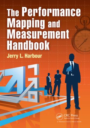 The Performance Mapping and Measurement Handbook: 1st Edition (Paperback) book cover