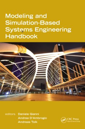 Modeling and Simulation-Based Systems Engineering Handbook: 1st Edition (Hardback) book cover