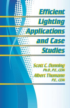 Efficient Lighting Applications and Case Studies (Hardback) book cover