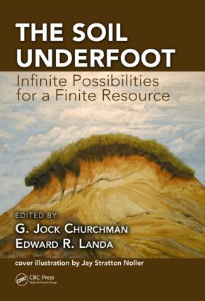 The Soil Underfoot: Infinite Possibilities for a Finite Resource, 1st Edition (Hardback) book cover