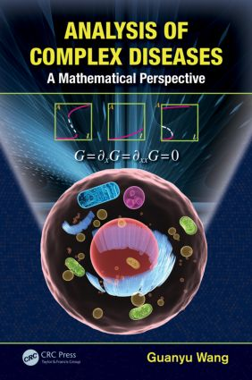 Analysis of Complex Diseases: A Mathematical Perspective, 1st Edition (Paperback) book cover