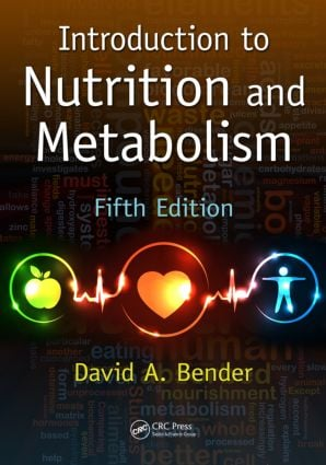 Introduction to Nutrition and Metabolism: 5th Edition (Paperback) book cover