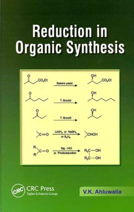 Reduction in Organic Synthesis: 1st Edition (Hardback) book cover
