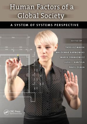 Human Factors of a Global Society: A System of Systems Perspective (Hardback) book cover