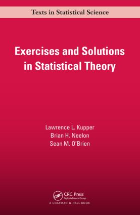 Exercises and Solutions in Statistical Theory (Paperback) book cover