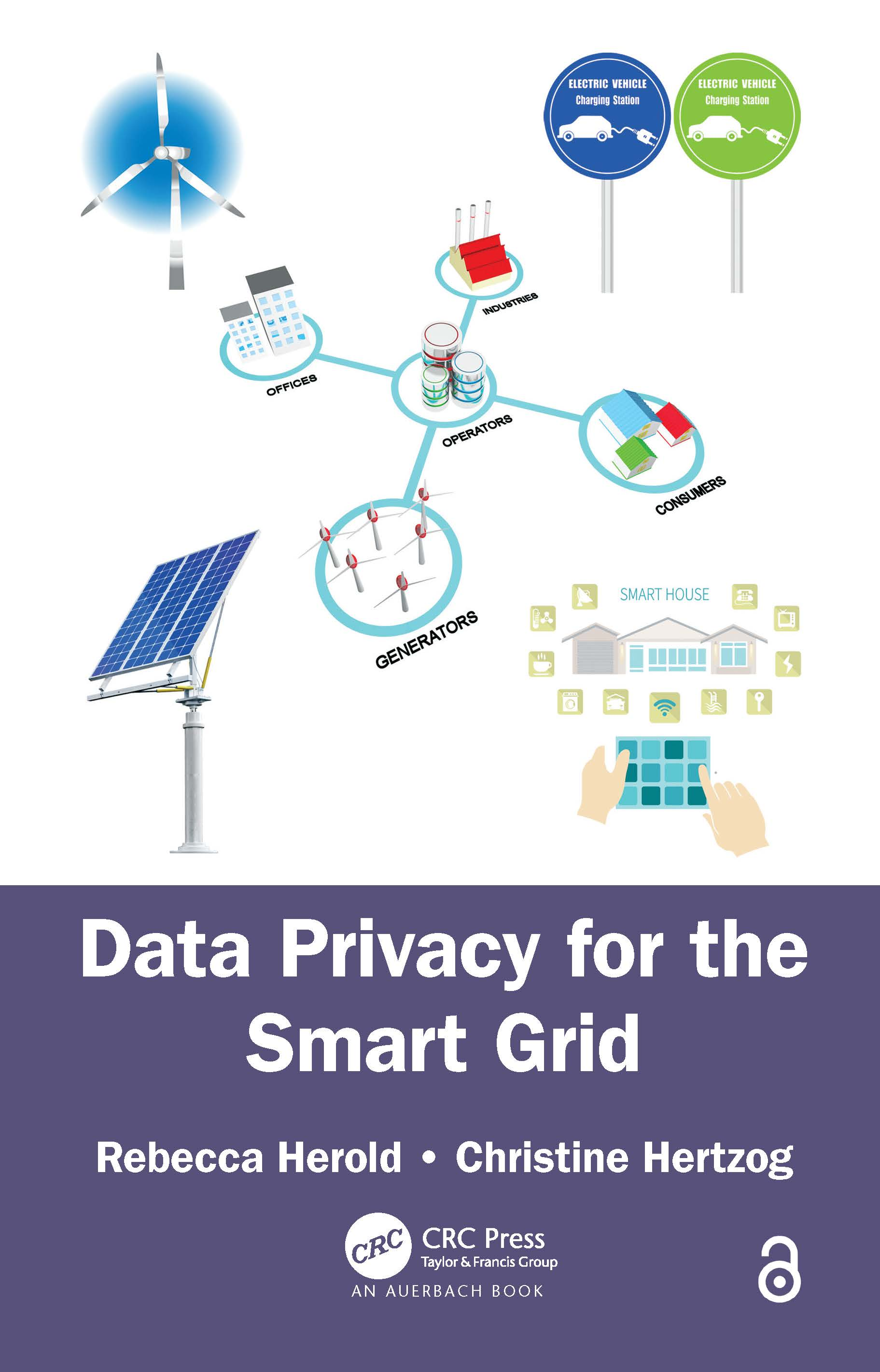 Data Privacy for the Smart Grid: 1st Edition (Hardback) book cover