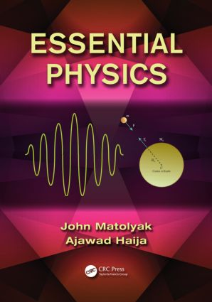 Essential Physics: 1st Edition (Hardback) book cover