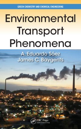 Environmental Transport Phenomena book cover