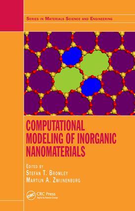 Computational Modeling of Inorganic Nanomaterials book cover