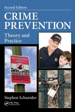 Crime Prevention: Theory and Practice, Second Edition book cover