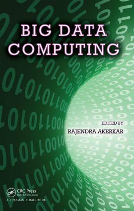 Big Data Computing (Hardback) book cover