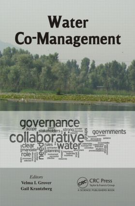 Water Co-Management (Hardback) book cover