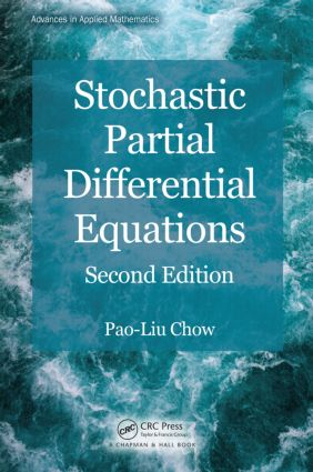 Stochastic Partial Differential Equations: 2nd Edition (Hardback) book cover