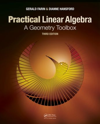 Practical Linear Algebra: A Geometry Toolbox, Third Edition, 3rd Edition (Hardback) book cover