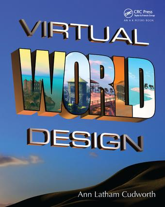 Virtual World Design: 1st Edition (Hardback) book cover