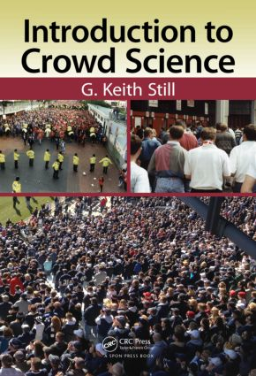 Introduction to Crowd Science (Hardback) book cover