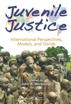 Juvenile Justice: International Perspectives, Models and Trends book cover