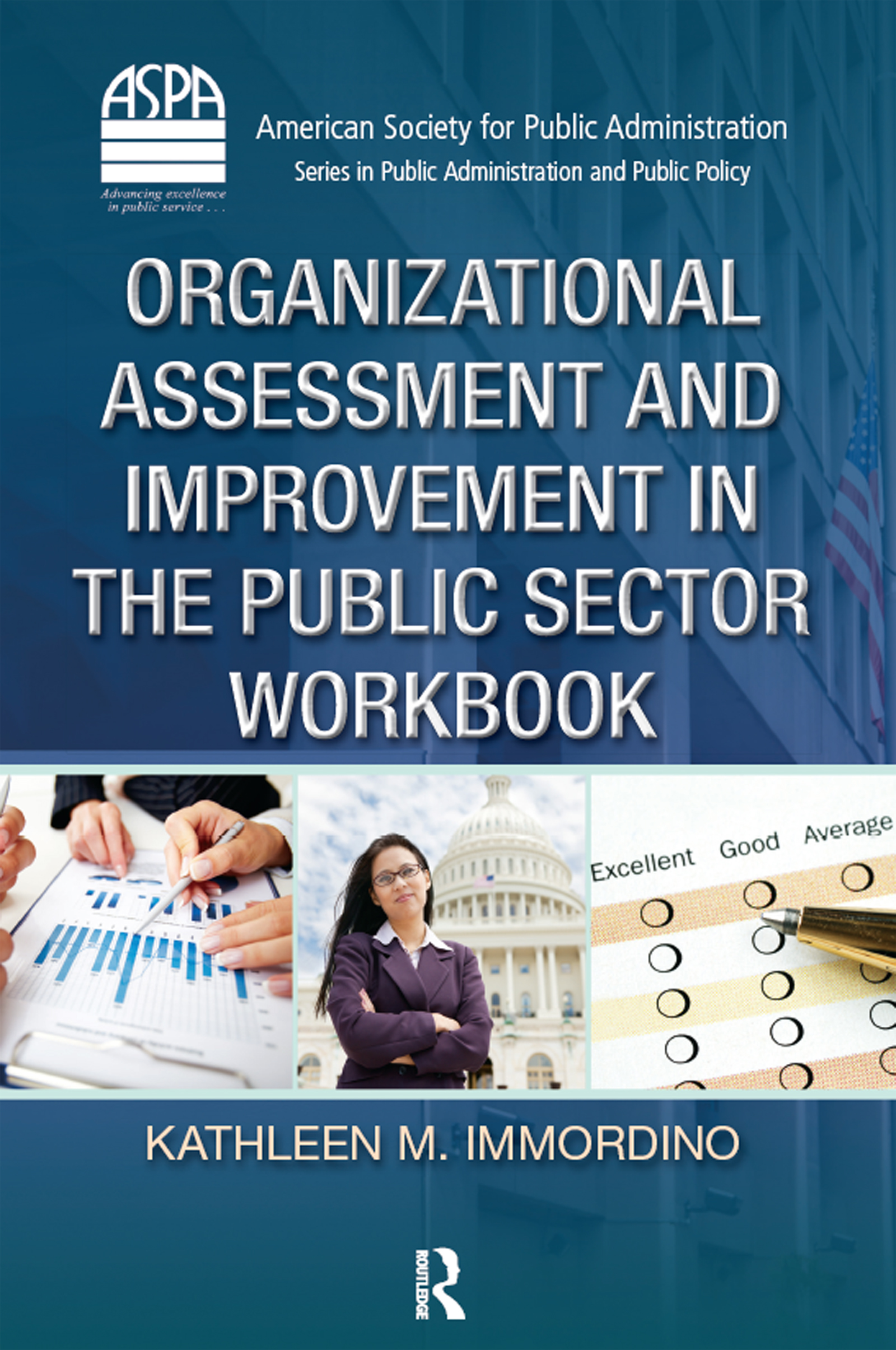 Organizational Assessment and Improvement in the Public Sector Workbook (Paperback) book cover