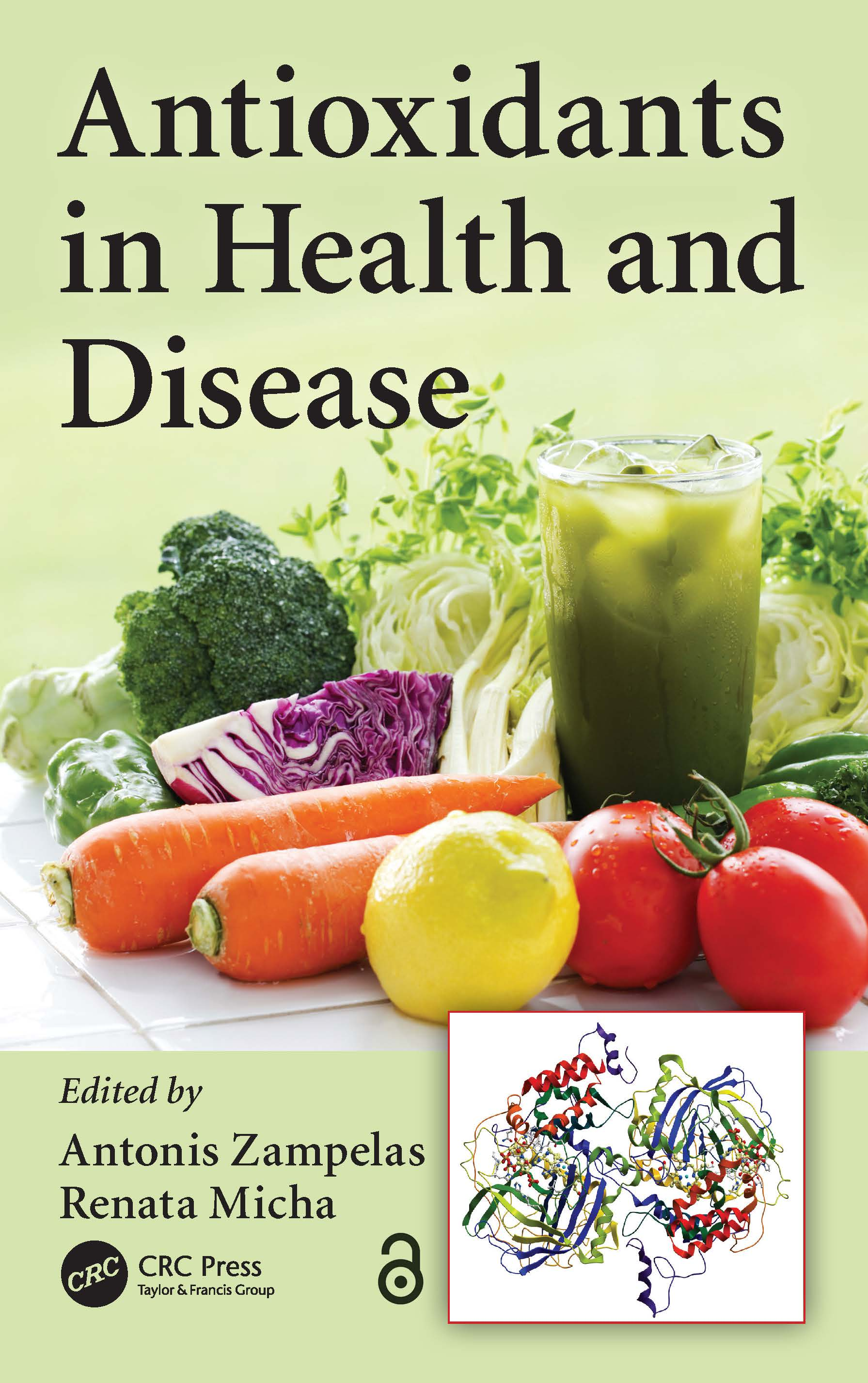 Antioxidants in Health and Disease: 1st Edition (Hardback) book cover