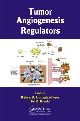 Tumor Angiogenesis Regulators (Hardback) book cover