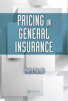 Pricing in General Insurance: 1st Edition (Hardback) book cover