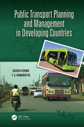 Public Transport Planning and Management in Developing Countries book cover