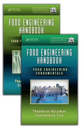 Food Engineering Handbook, Two Volume Set book cover