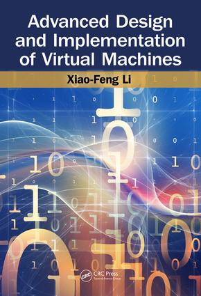Advanced Design and Implementation of Virtual Machines: 1st Edition (Hardback) book cover
