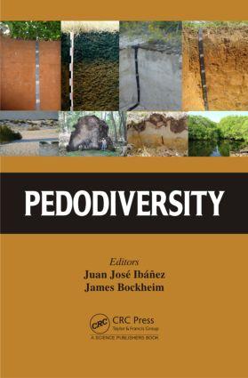 Pedodiversity: 1st Edition (Hardback) book cover
