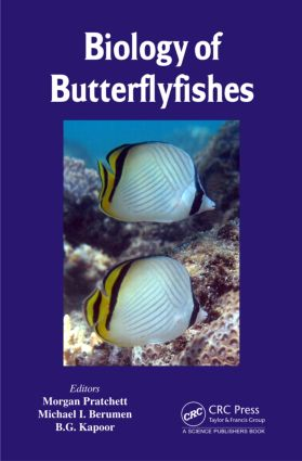 Biology of Butterflyfishes (Hardback) book cover