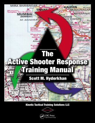 The Active Shooter Response Training Manual (Paperback) book cover