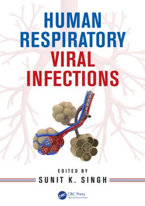 Human Respiratory Viral Infections: 1st Edition (Hardback) book cover