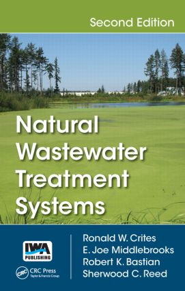 Natural Wastewater Treatment Systems: 2nd Edition (Hardback) book cover
