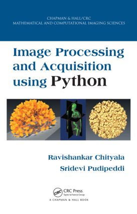 Image Processing and Acquisition using Python book cover