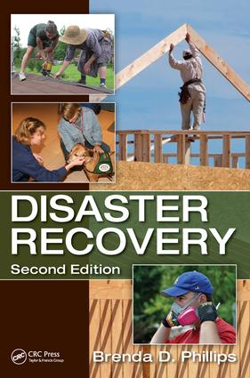 Disaster Recovery book cover