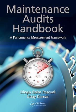 Maintenance Audits Handbook: A Performance Measurement Framework, 1st Edition (Hardback) book cover