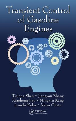 Transient Control of Gasoline Engines: 1st Edition (Hardback) book cover