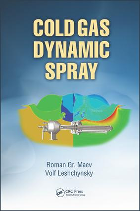 Cold Gas Dynamic Spray: 1st Edition (Paperback) book cover