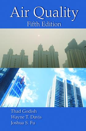 Air Quality: 5th Edition (Hardback) book cover